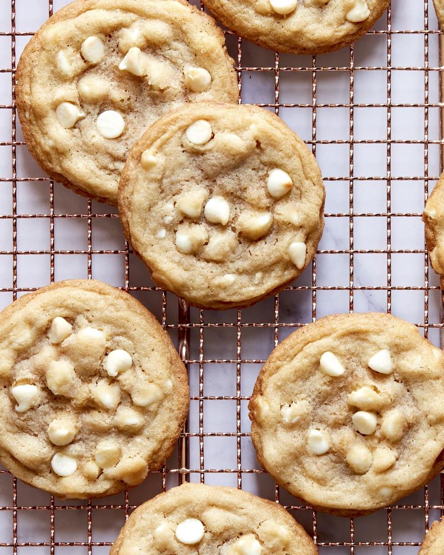 Lemon White Chocolate Chip Cookies from www.whatsgabycooking.com (@whatsgabycookin)