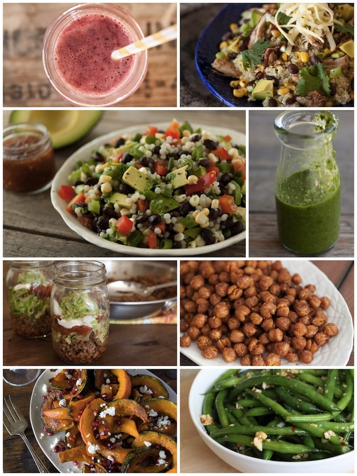 50 Healthy Recipes to Kick Start 2013 from What's Gaby Cooking
