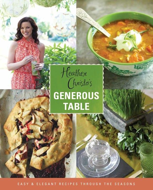 Heather Christos Generous Table
