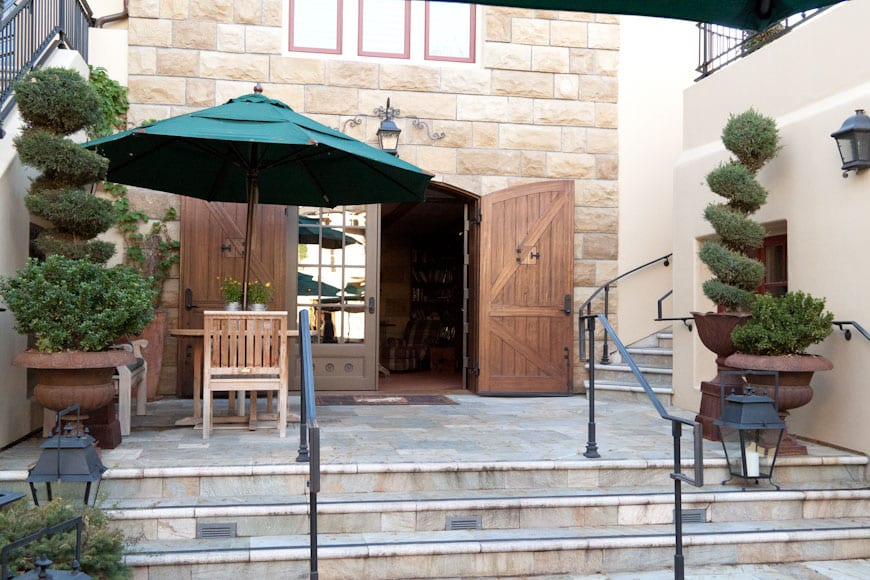 Paso Robles/Hotel Cheval with What's Gaby Cooking