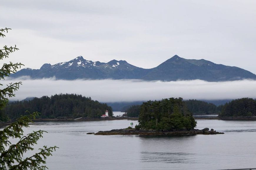 Inside Passage Alaska - National Geographic Expedition