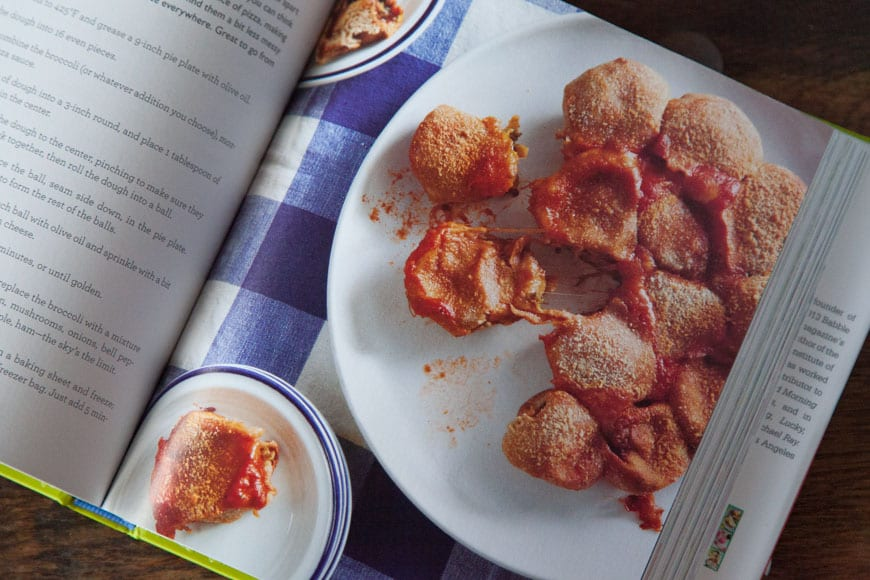 Weelicious Cookbook Giveaway on What's Gaby Cooking!