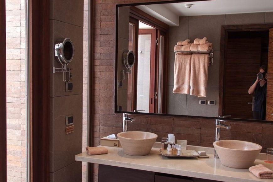 Alto Atacama Desert Lodge and Spa: Bathroom