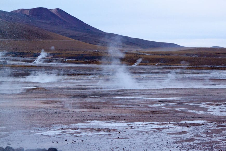 Tatio Geysers, Atacama Desert