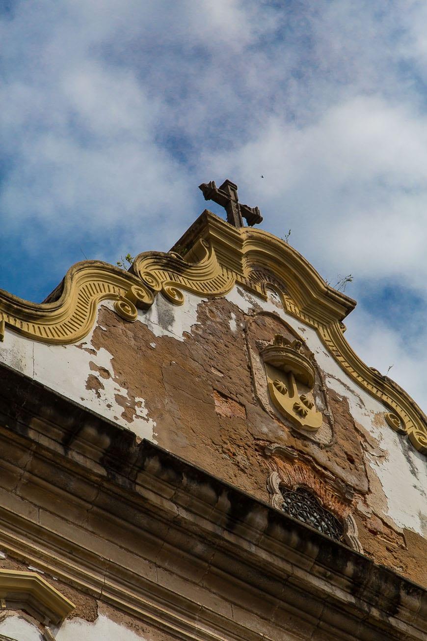 Salvador Brazil Churches