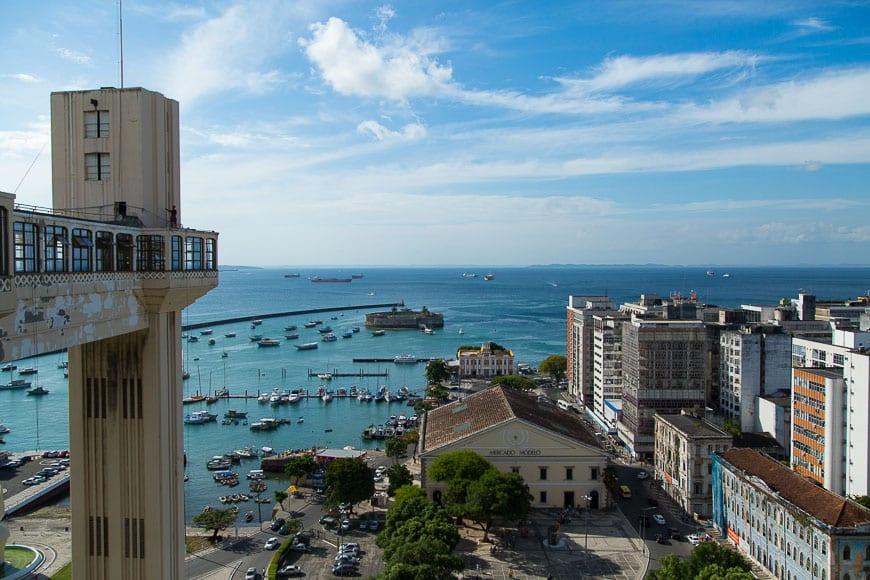 Salvador, Brazil. City by the bay