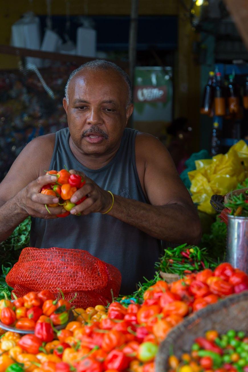Local Markets in Bahia