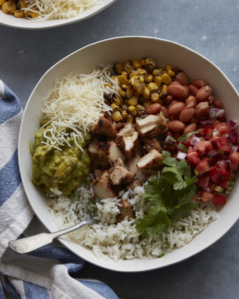 DIY Chipotle Burrito Bowl from www.whatsgabycooking.com (@whatsgabycookin)