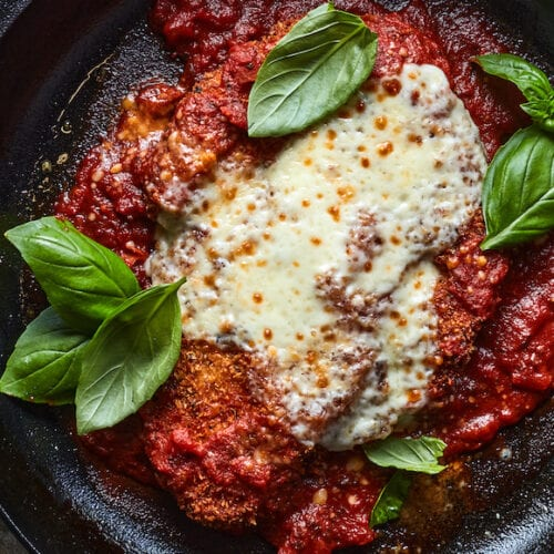 Chicken Parmesan from www.whatsgabycooking.com (@whatsgabycookin)