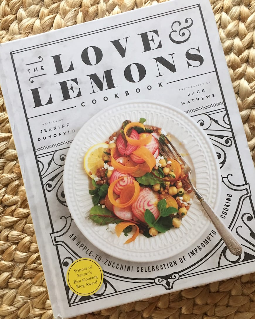 Obsessed // Love and Lemons Cookbook