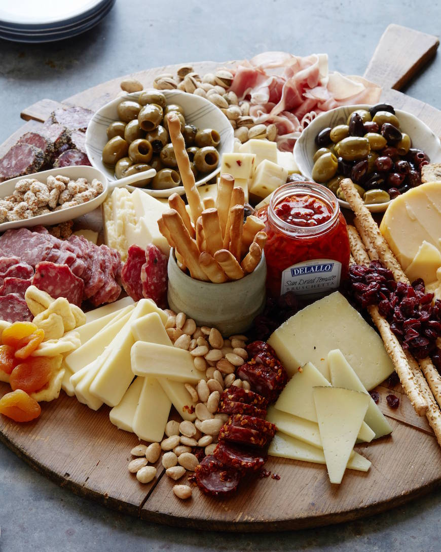 The Ultimate Appetizer Board What S Gaby Cooking