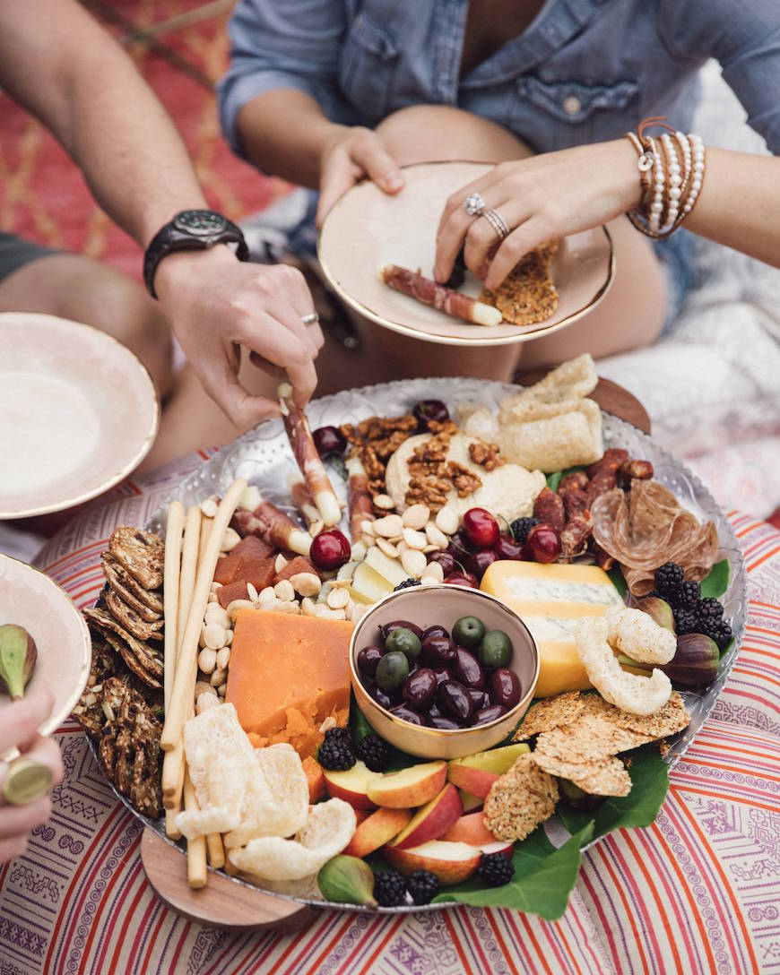 Memorial Day Soirée Cheese Board from www.whatsgabycooking.com (@whatsgabycookin)