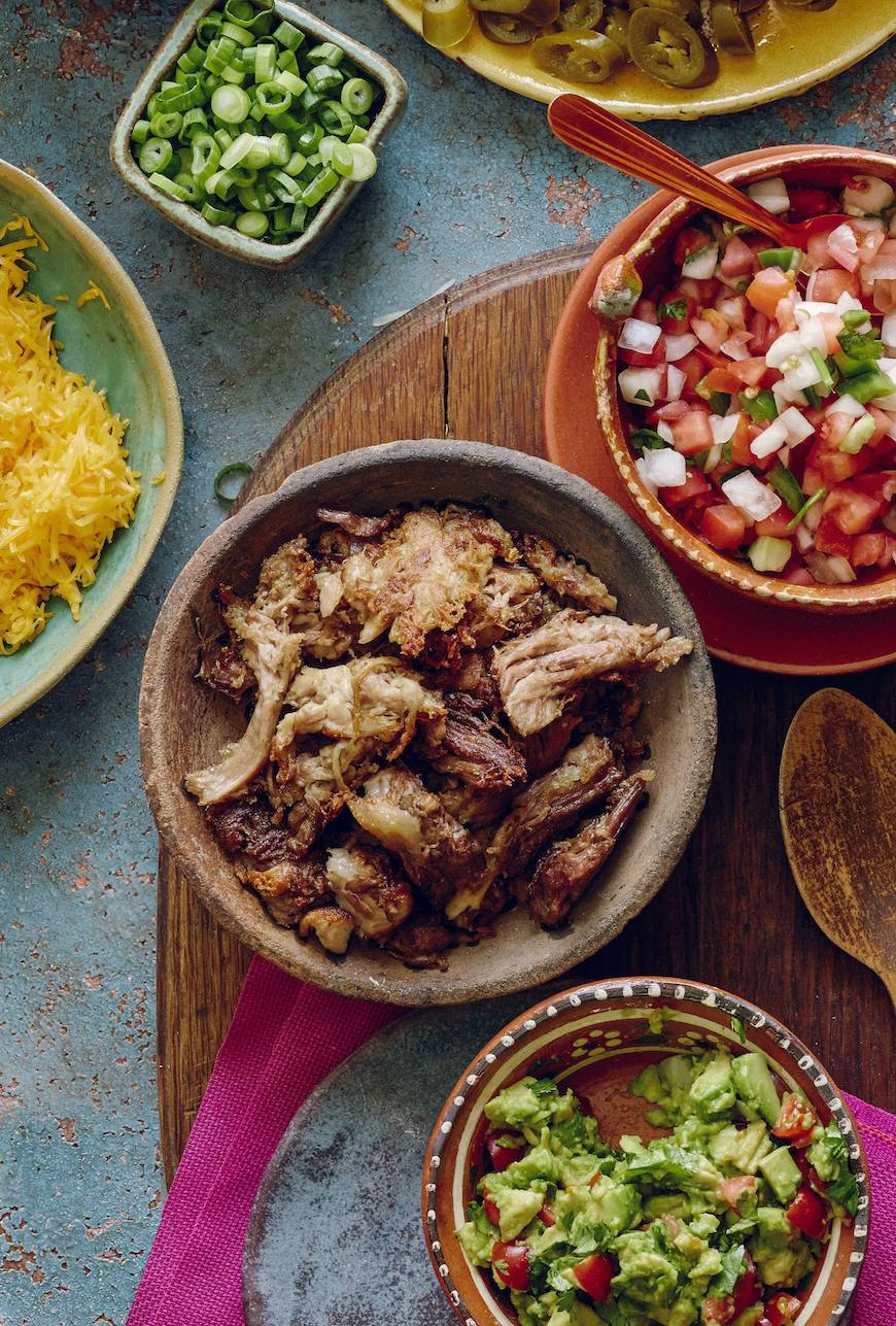 Slow Roasted Carnitas
