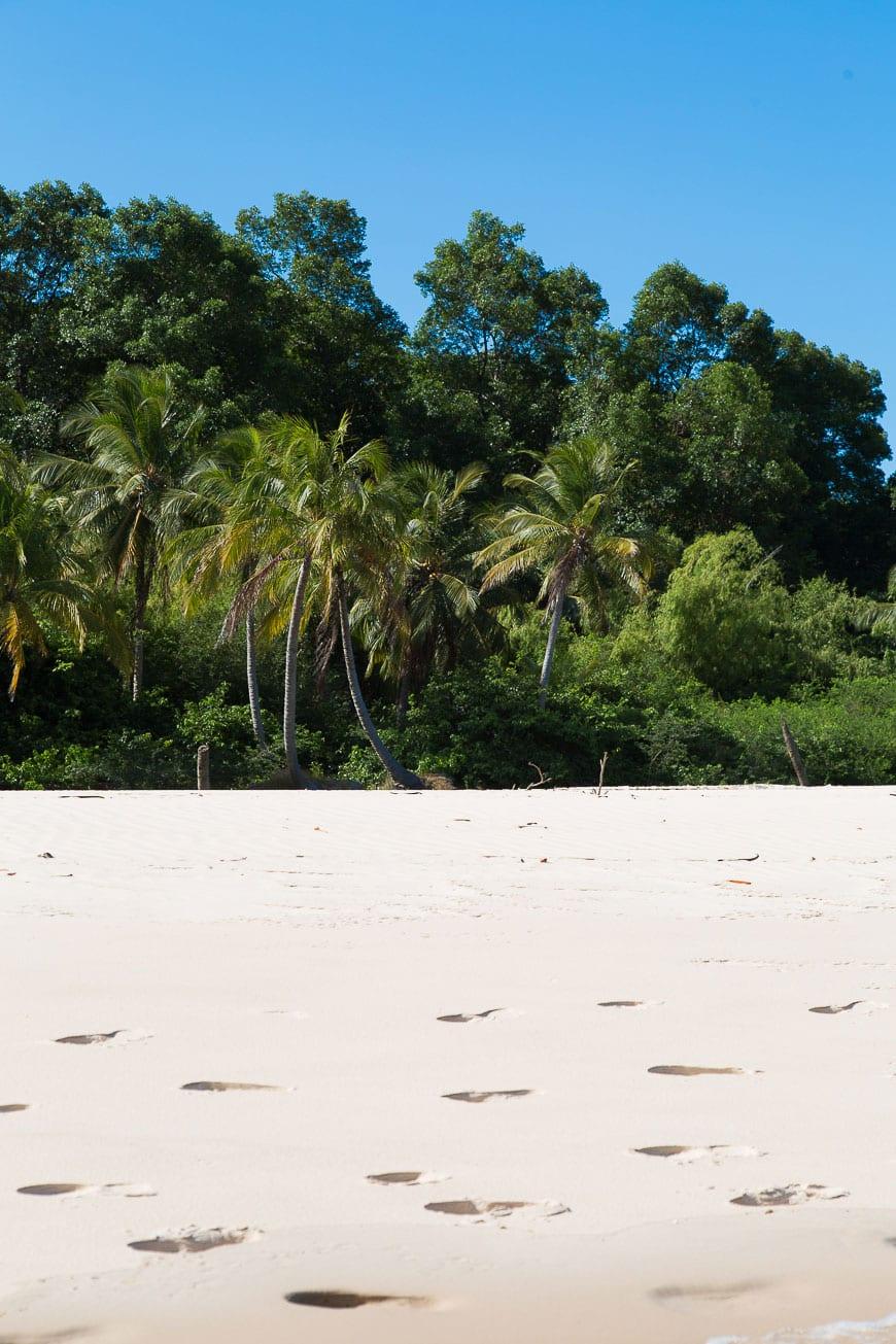 Private Beaches in Belém, Brazil
