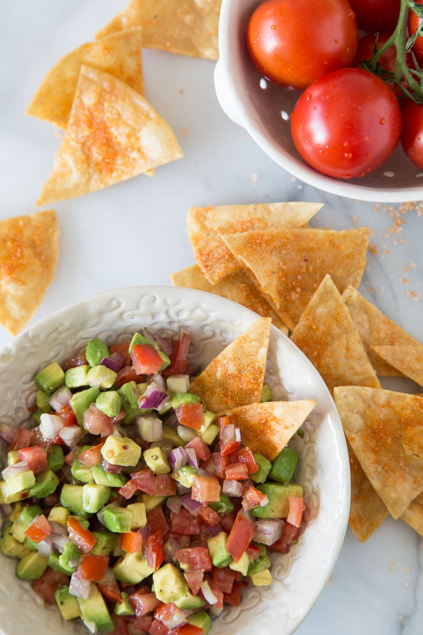 Guacamole Salsa // What's Gaby Cooking