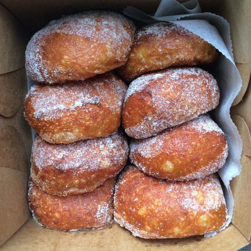 Malasadas // Gaby's Guide to Honolulu