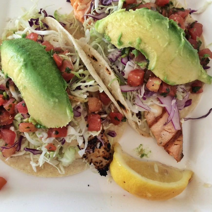 Fish Tacos // Food Inspired Road Trips