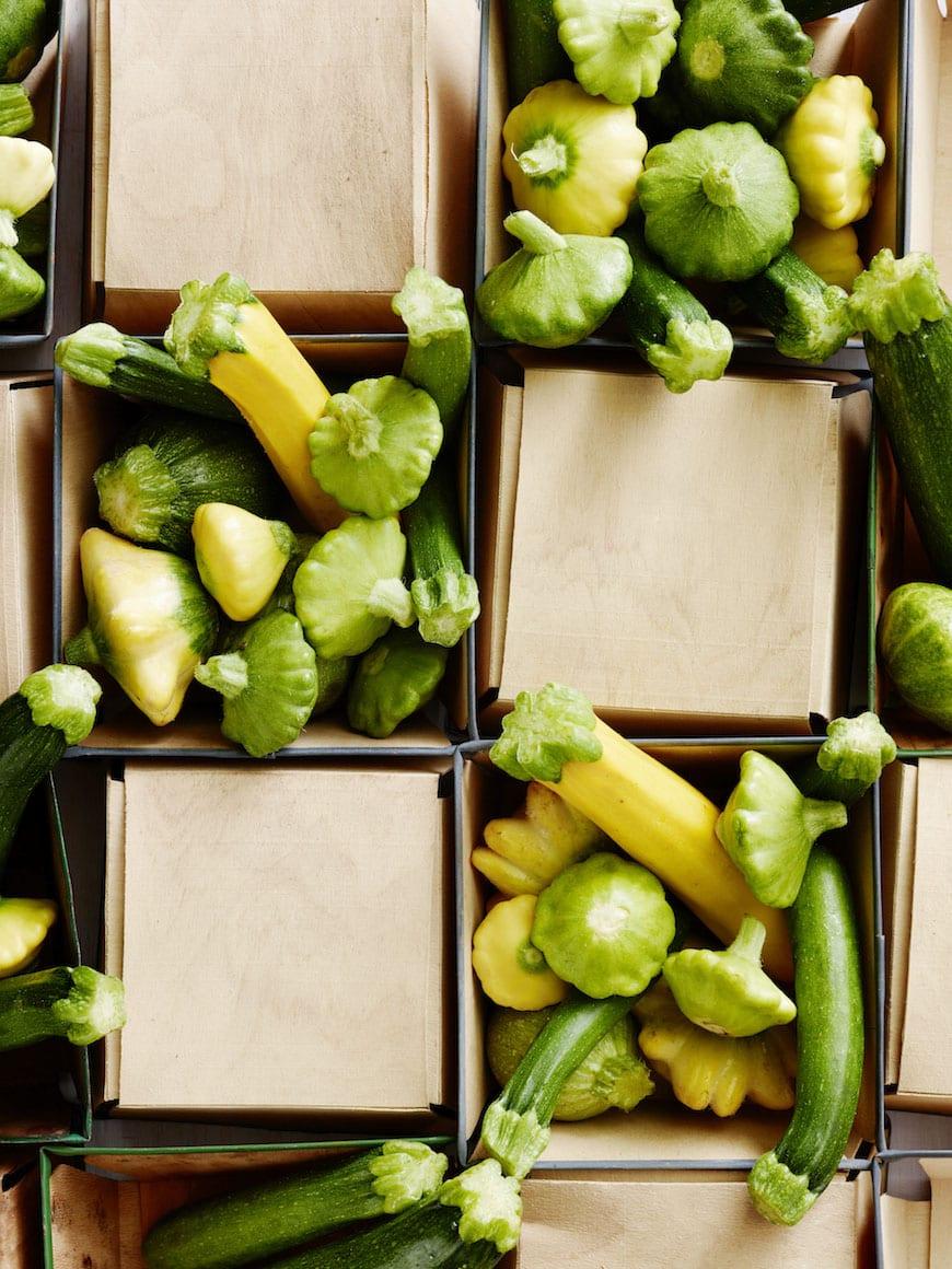 What's In Season // Zucchini Squash