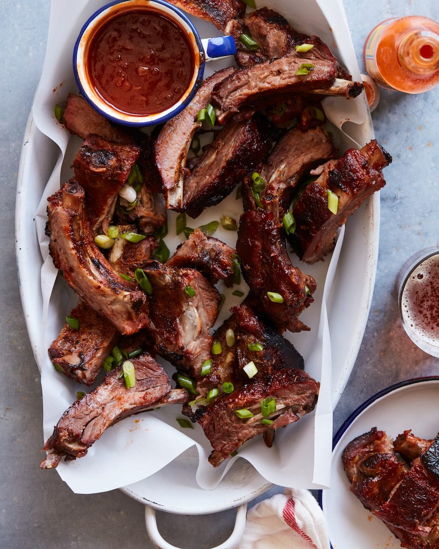 Spicy Baby Back Ribs from www.whatsgabycooking.com (@whatsgabycookin)