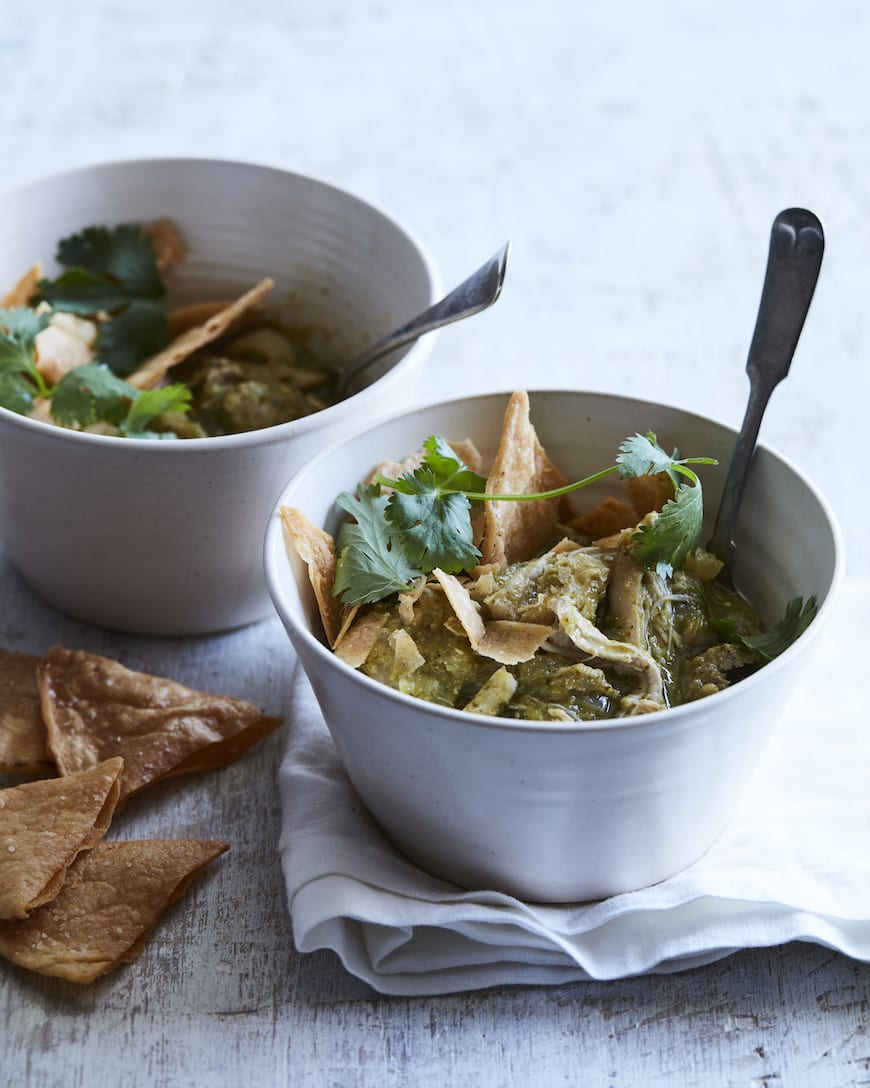 Chicken Chili Verde from www.whatsgabycooking.com (@whatsgabycookin)