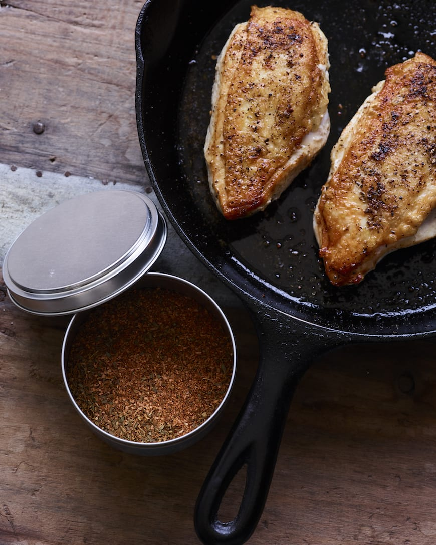 Foolproof Chicken Breasts from www.whatsgabycooking.com (@whatsgabycookin)