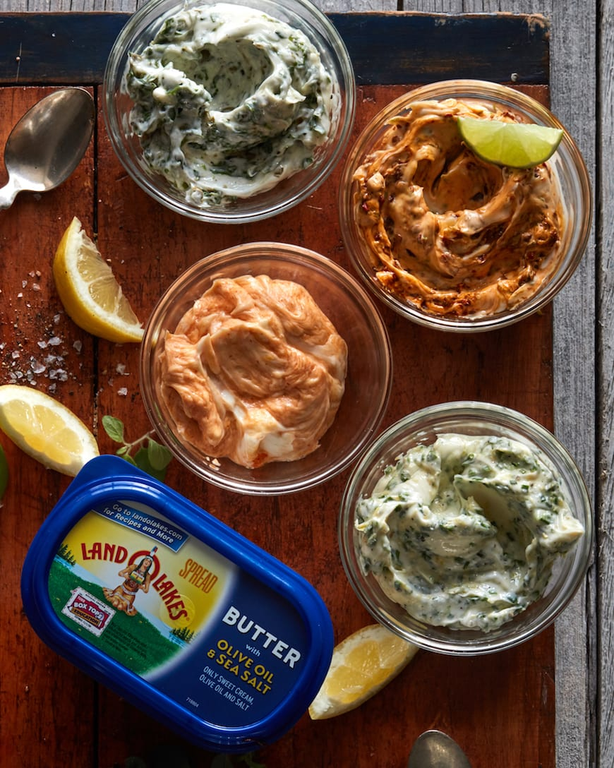 Compound Butters 101 from www.whatsgabycooking.com (@whatsgabycookin)