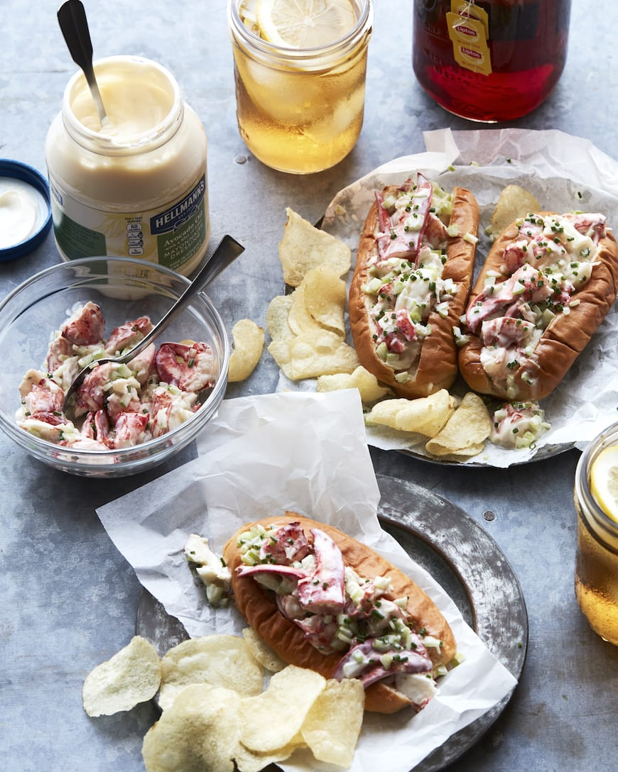 The Ultimate Lobster Rolls from www.whatsgabycooking.com (@Whatsgabycookin)