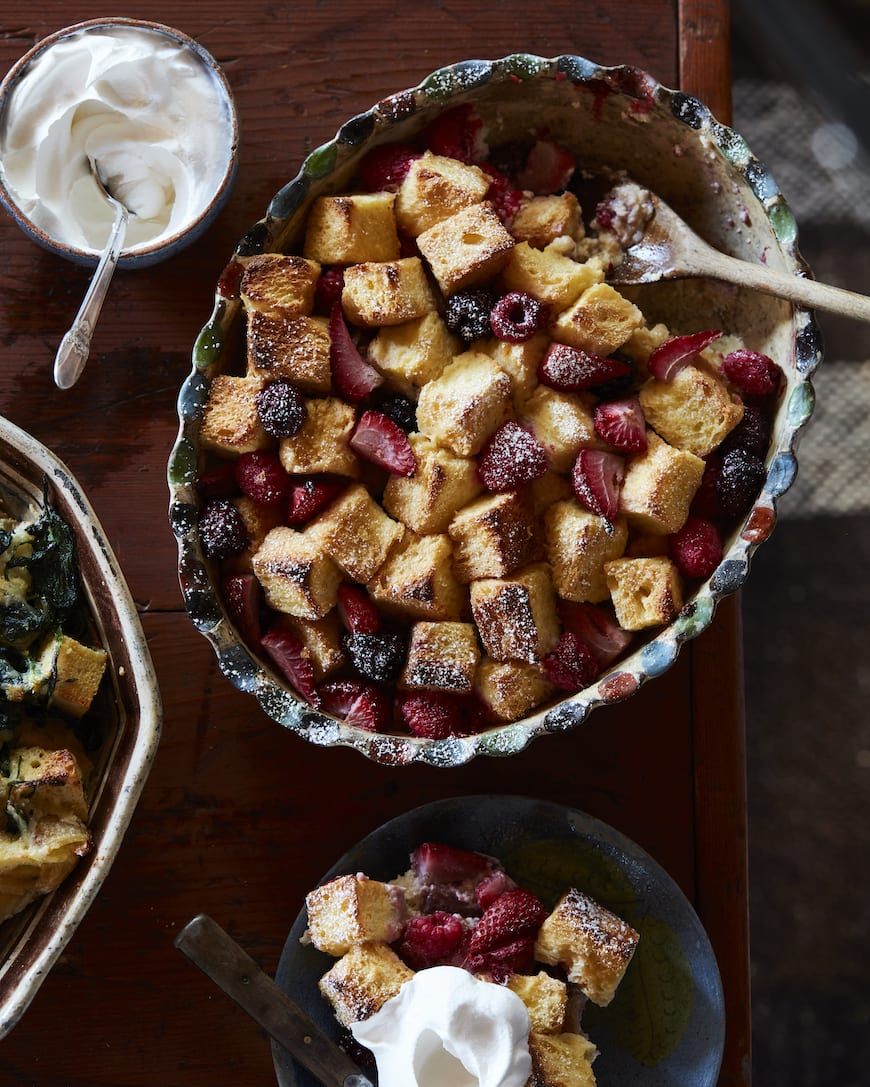 Winter Brunch Menu from www.whatsgabycooking.com (@whatsgabycookin)