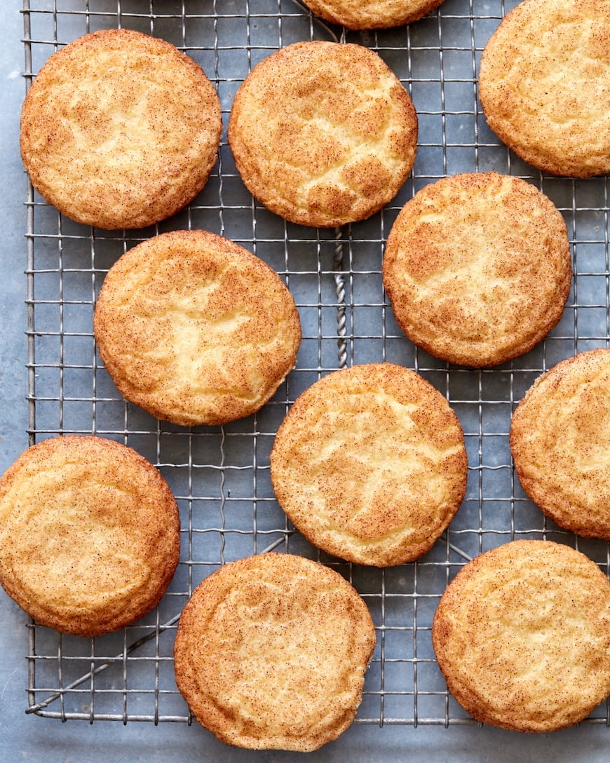Snickerdoodle Cookies from www.whatsgabycooking.com (@whatsgabycookin)