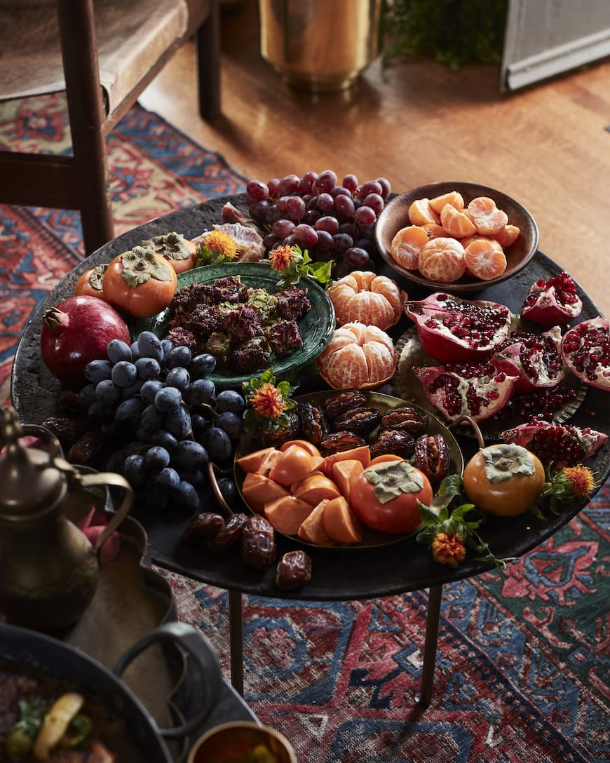 Moroccan Dinner Party Menu from www.whatsgabycooking.com (@whatsgabycookin)