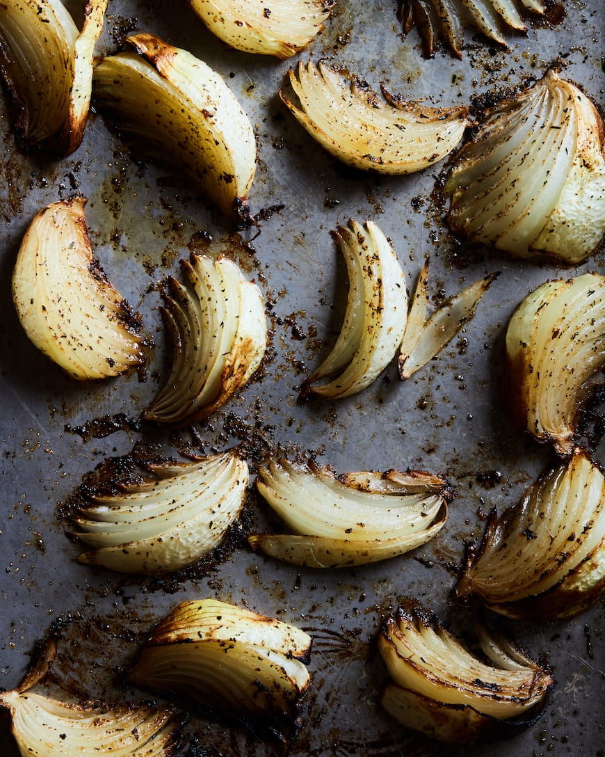 Roasted Onion from www.whatsgabycooking.com (@whatsgabycookin)