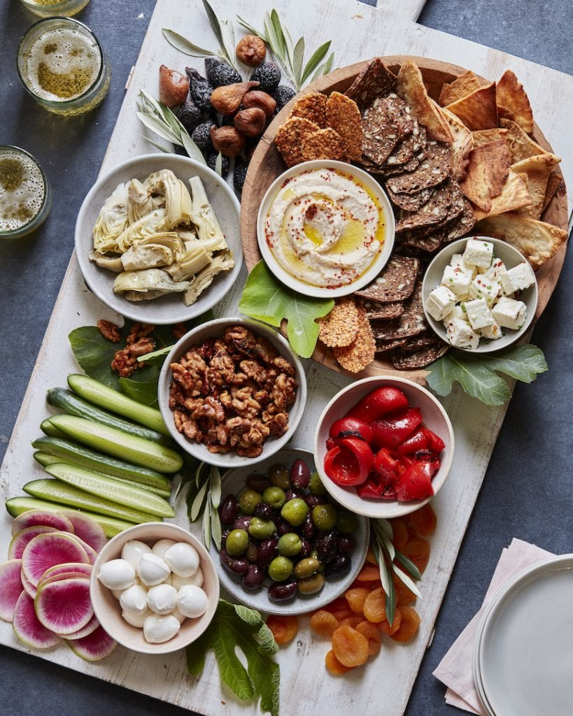Fall Mezze Board from www.whatsgabycooking.com (@whatsgabycookin)