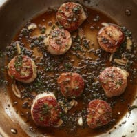 How to Cook Perfect Scallops Every Time from www.whatsgabycooking.com (@whatsgabycookin)