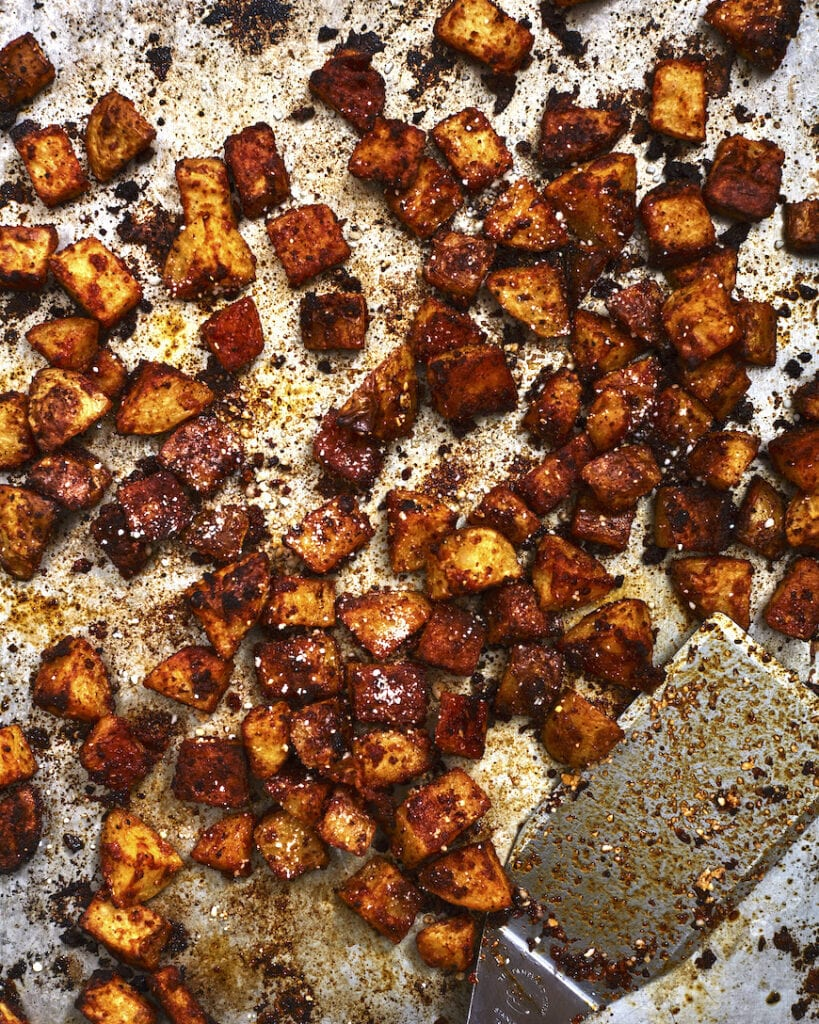 Perfect Roasted Potatoes from www.whatsgabycooking.com (@whatsgabycookin)