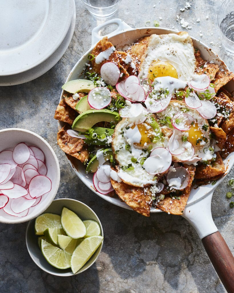 Loaded Chilaquiles from www.whatsgabycooking.com (@whatsgabycookin)