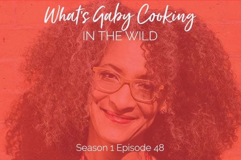 Carla Hall WGC Podcast