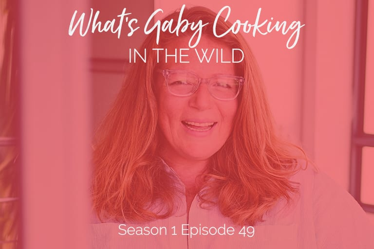 Adeena Sussman WGC Podcast