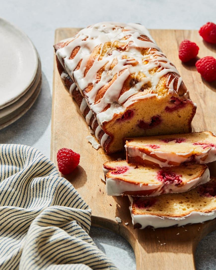 Lemon Raspberry Yogurt Cake from www.whatsgabycooking.com (@whatsgabycookin)