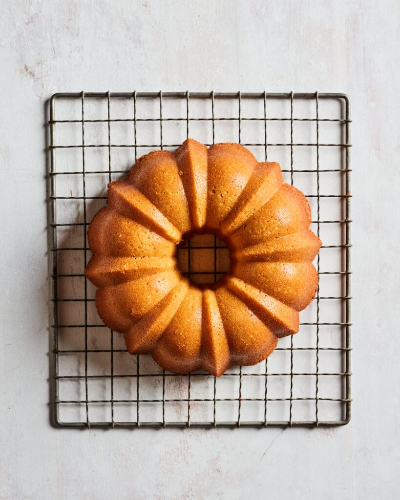 Orange Glazed Bundt Cake from www.whatsgabycooking.com (@whatsgabycookin)