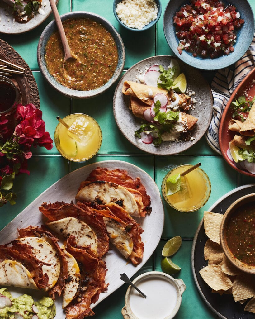 Mexico City Inspired Happy Hour Menu from www.whatsgabycooking.com (@whatsgabycookin)