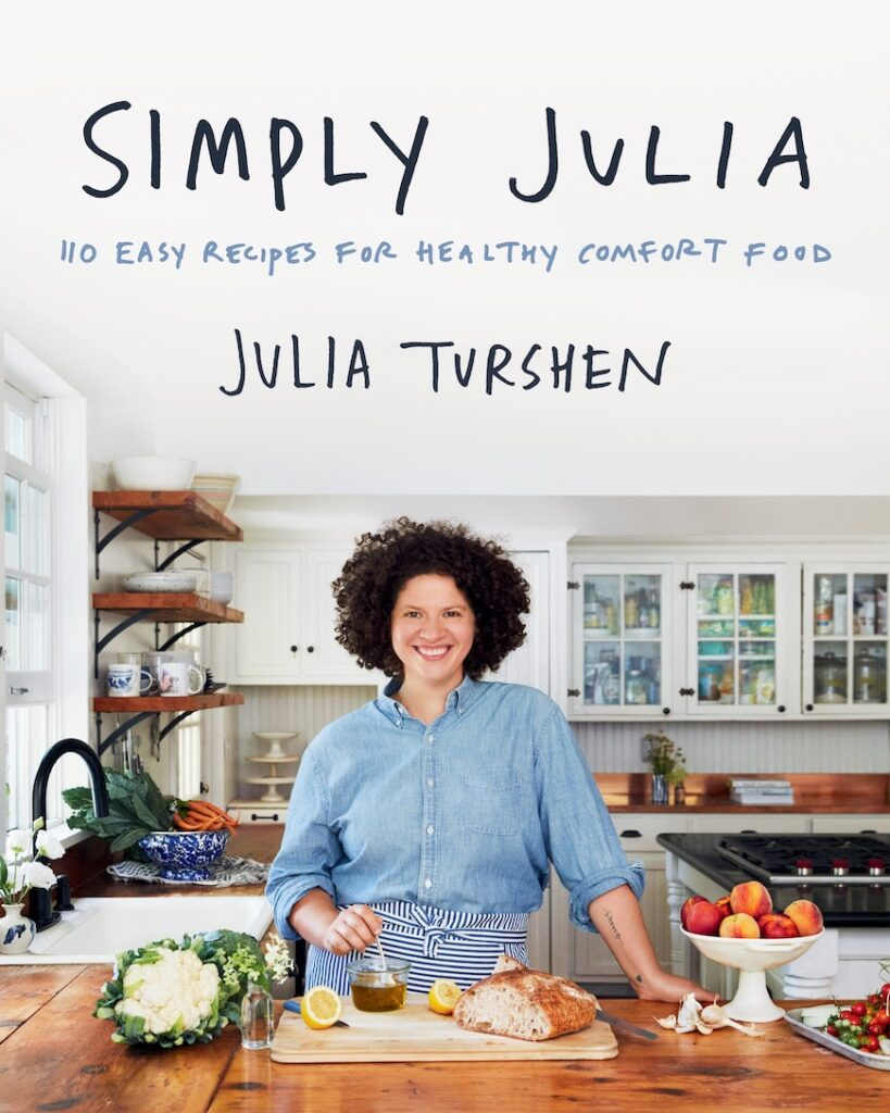 Simply Julia cookbook cover