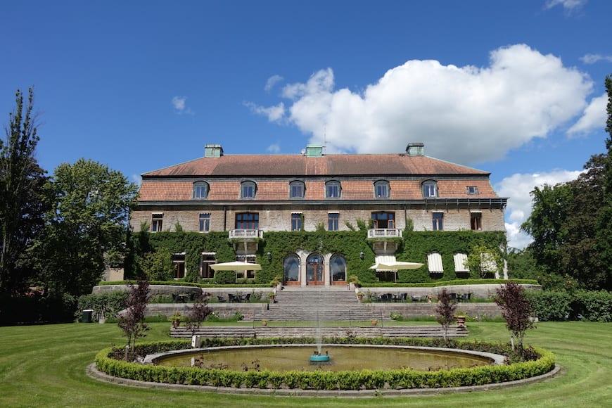 Bjertorp Castle 2