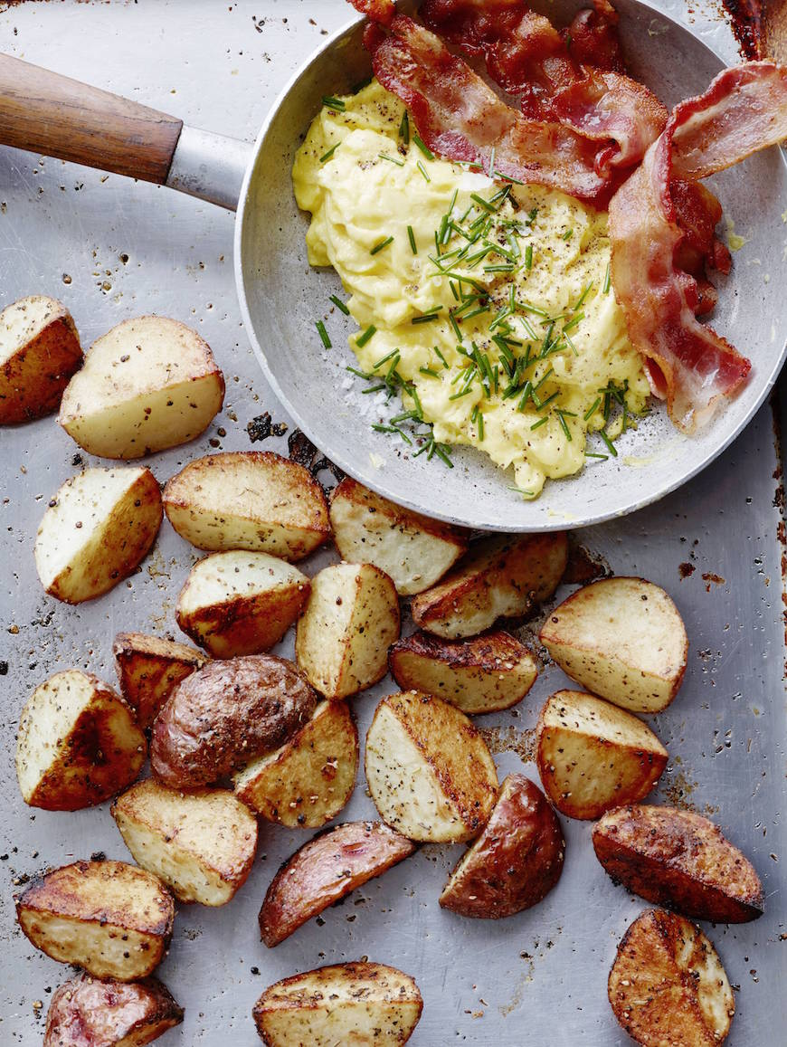 Breakfast Potatoes from www.whatsgabycooking.com (@whatsgabycookin)