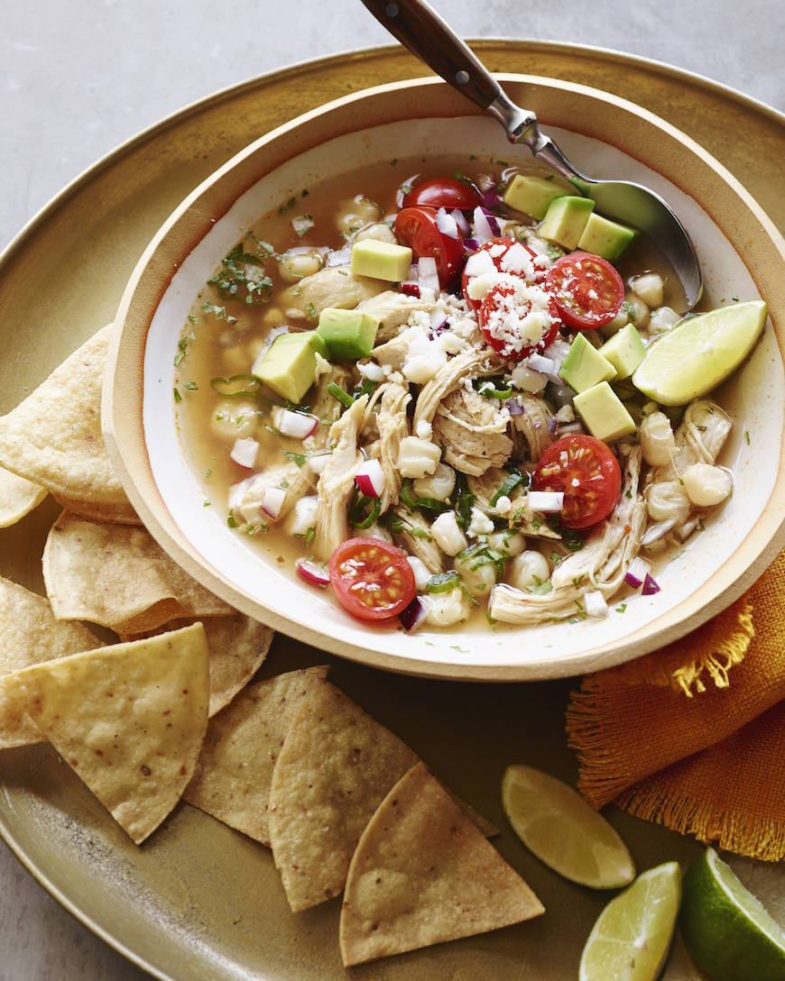 Chicken Posole from www.whatsgabycooking.com (@whatsgabycookin)