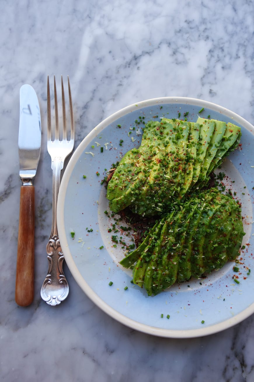 Gaby's Guide to Copenhagen // the best Danish Avocado Toast