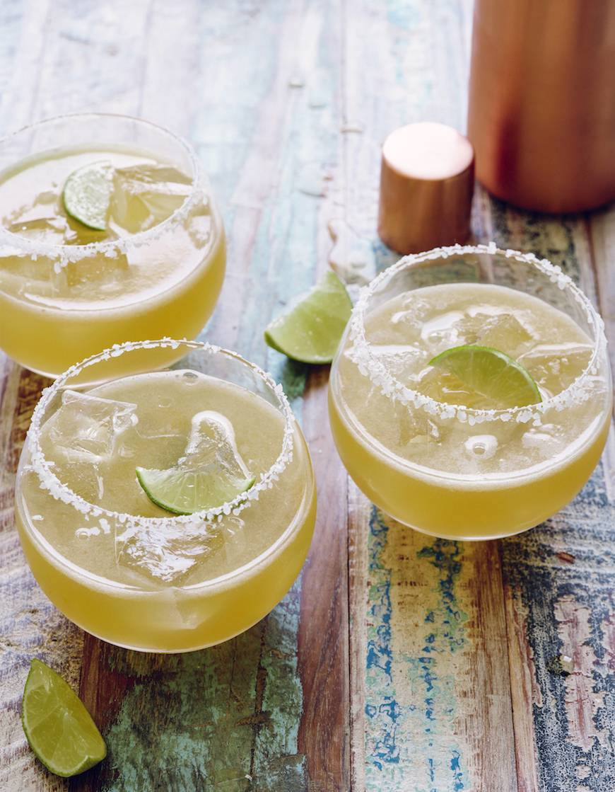 Skinny Margaritas / Cinco de Mayo recipes on www.whatsgabycooking.com (@whatsgabycookin)