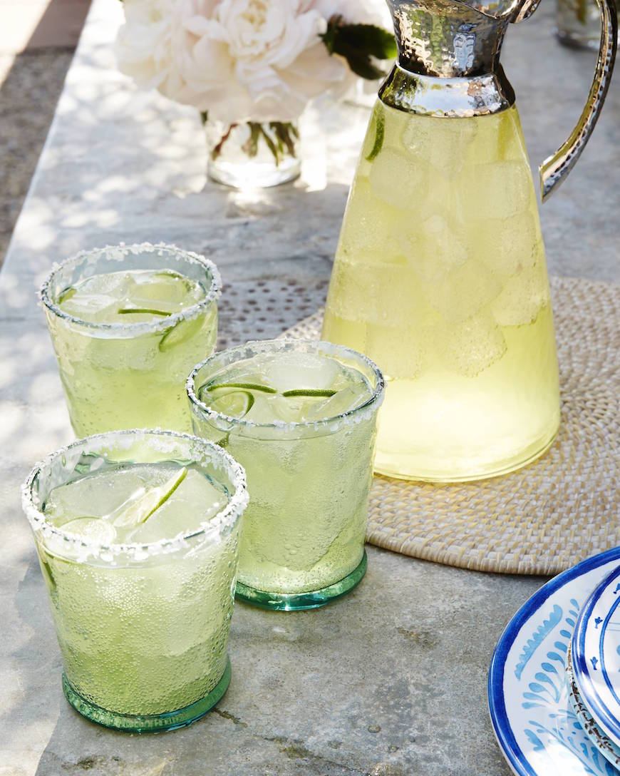 The ultimate menu for a West Coast Cantina Skinny Margaritas from www.whatsgabycooking.com (@whatsgabycookin)