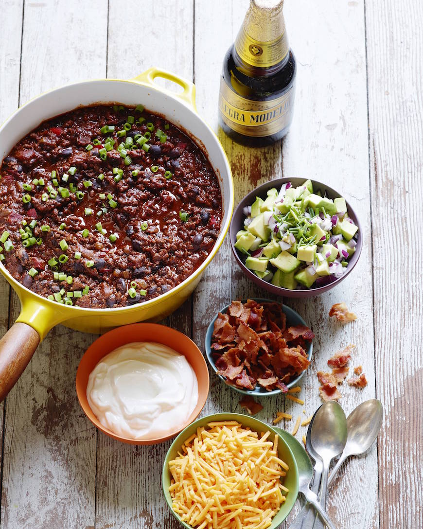 Chili Con Carne from www.whatsgabycooking.com (@whatsgabycookin)