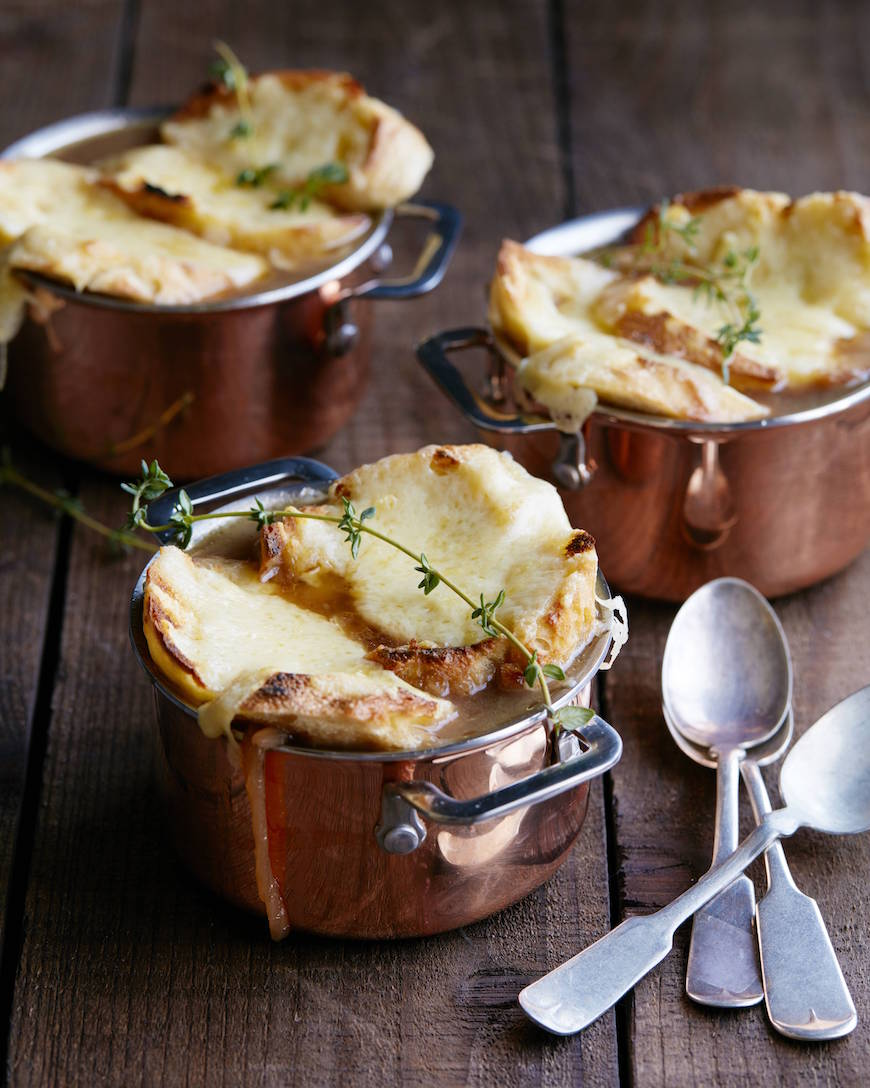 French Onion Soup from www.whatsgabycooking.com (@whatsgabycookin)