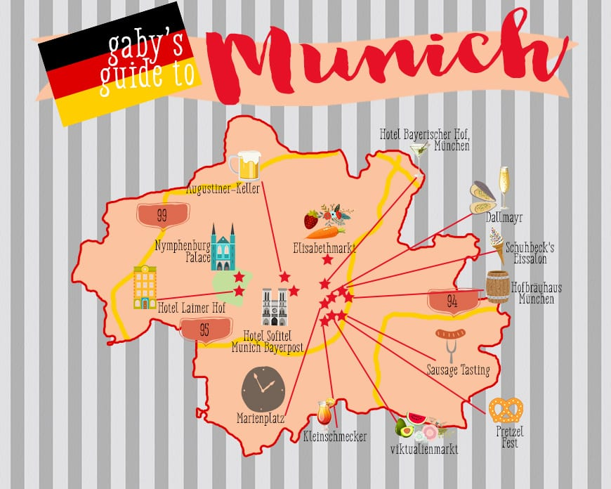 Gaby's Guide to Munich